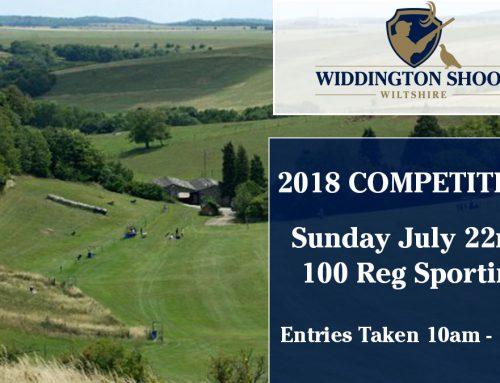 Sunday July 22nd 100 Reg Sporting