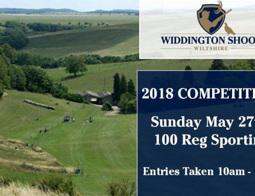 Sunday May 27th 100 Reg Sporting
