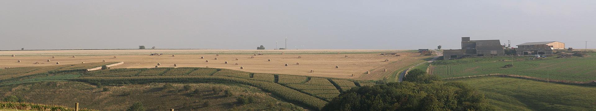 Widdington Shoot farm