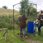 widdington clay shoot